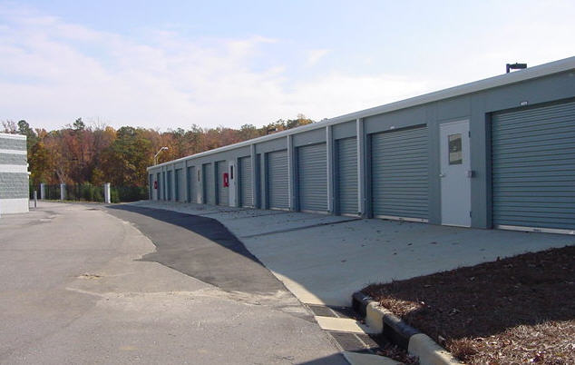 Self Storage, Cary