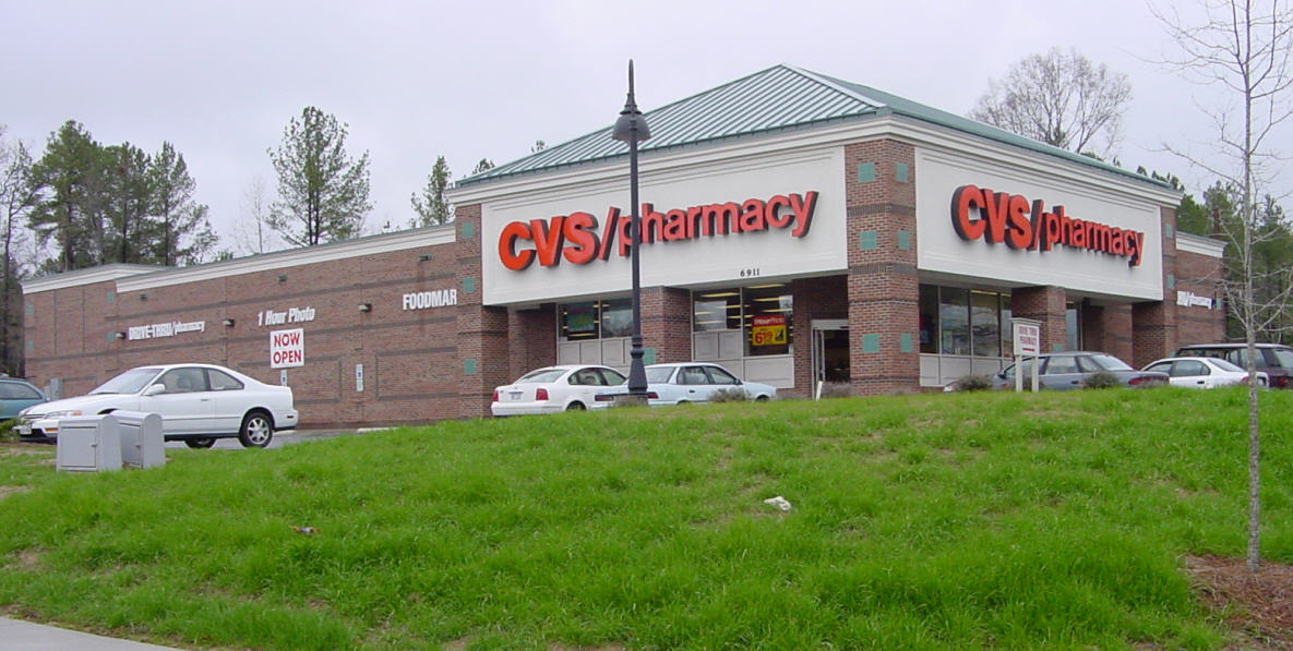 Hope Valley Pointe, CVS Pharmacy