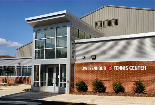 NC State, Isenhour Tennis Center